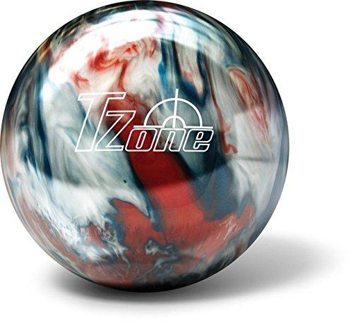 Brunswick Boule de bowling T-Zone cosmique Patriot Blaze