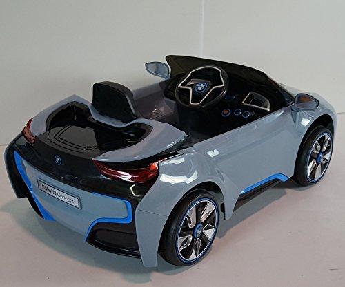 Newest Model Licensed Bmw I8 Concept Kids Ride On Toy Car