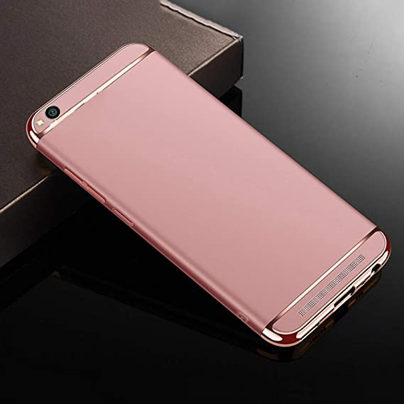 Amazon.com: KCHHA Phone case 3 in 1 Plating Case for Xiaomi ...