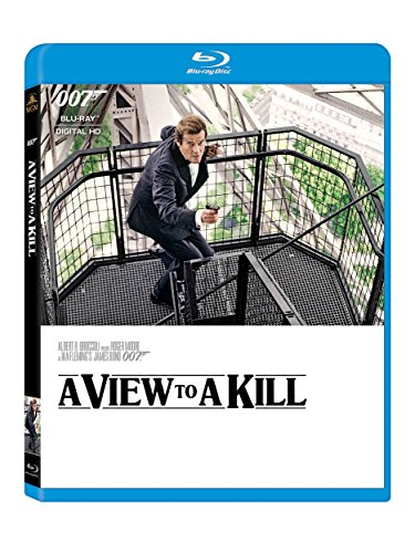 View to a Kill, A Blu-ray