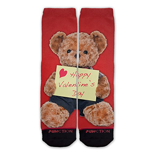 Function - Valentine's Day Teddy Bear Fashion - Gifts Valentine Odd