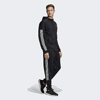 adidas MTS Game Time Chándal, Hombre, Black, 2XLL: Amazon.es ...