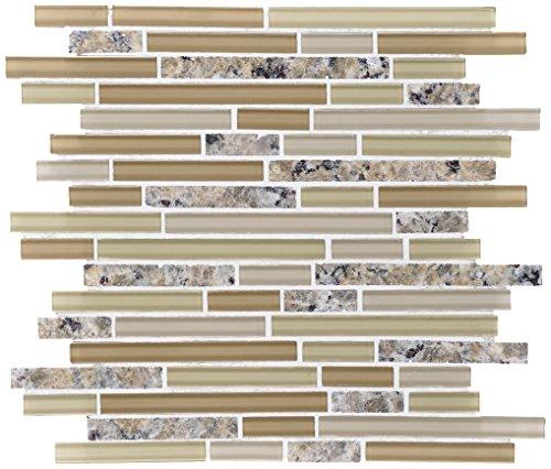 Dal-Tile 58RANDMS1P -GR64 Granite Radiance Tile, 12