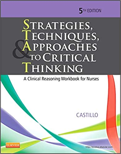Strategies for critical thinking in nursing
