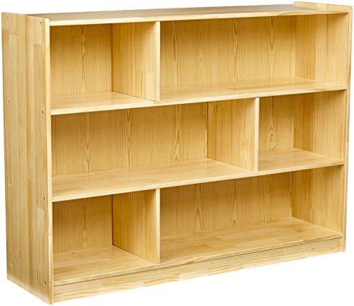 AmazonBasics Storage Cabinet, 6-Section]()