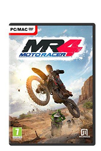Moto Racer 4 (PC DVD) (UK IMPORT) (Moto Racer)