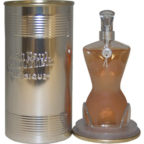 Jean Paul Gaultier Classique Eau De Toilette Spray for Women, 1.7 Ounce