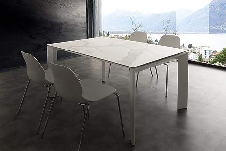 Emporio3 Tavolo da cucina allungabile in ceramica Ceramique - SG1604 ... d8f4c68dd145