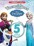 Vacaciones con Frozen. 5 años (Aprendo con Disney)