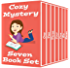 Cozy Mystery Seven Book Set