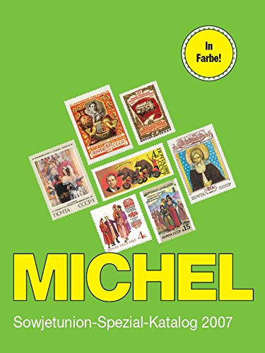 Michel-Katalog Sowjetunion Spezial 2007