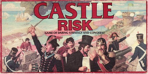 Castle Risk by Parker Brothers