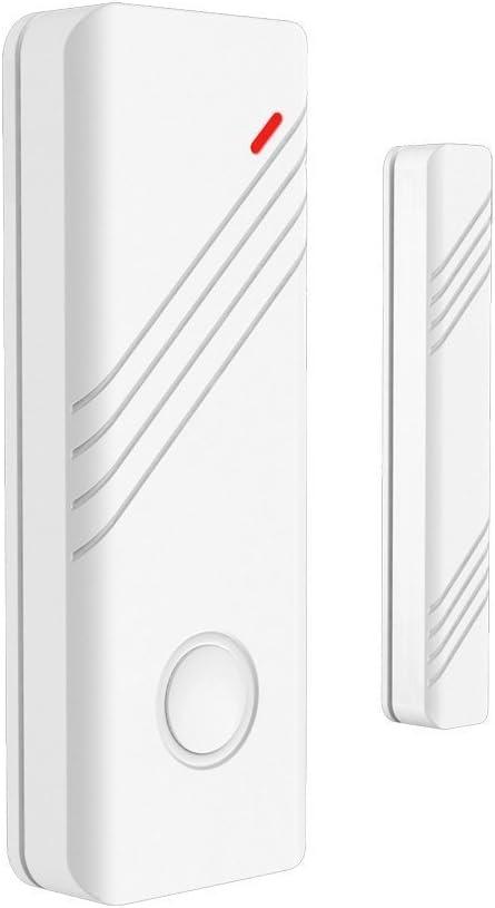 ERAY HW-03D Detector de Movimiento Inal/ámbrico PIR para el Sistemas de Alarma Antirrobo 433MHZ