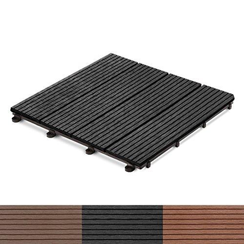 casa-pura-22x-interlocking-wood-composite-deck-tiles-royal-12x12-215-sq-ft-high-water-resistance-uv-