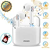 Wireless Earbuds,Bluetooth Earbuds Stereo Wireless Headphones Mini Wireless Earbuds with Microphone with Charging
