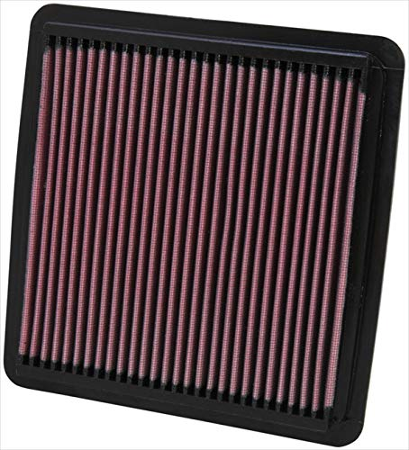 K&N 33-2304 High Performance Replacement Air Filter for 2003-2017 Subaru 1.5L/1.6L/2.0L/2.5L/3.0L/3.6L ()