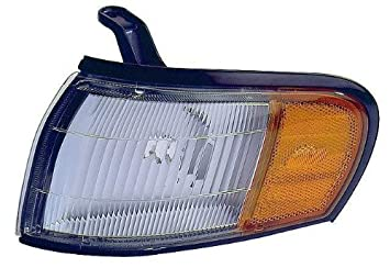 Depo 332-1510R-AS GEO Prizm Passenger Side Replacement Parking//Side Marker Lamp Assembly 02-00-332-1510R-AS
