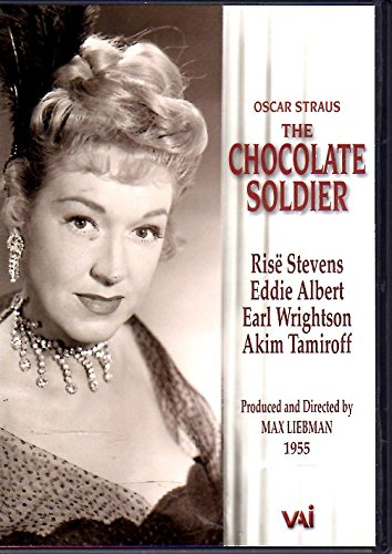 The Chocolate Soldier (Oscar - Chocolate White Dvd