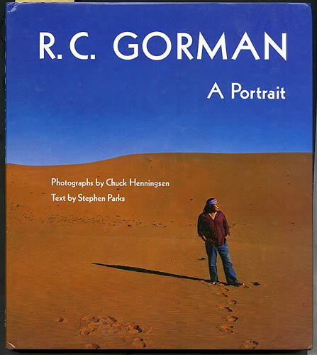 R.C.Gorman, a Portrait for sale  Delivered anywhere in USA