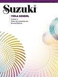 Best Book Of Violas - Suzuki Viola School: Piano Accompaniments Volume 4 Review