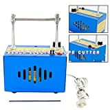 Cutting Machine TBVECHI 110V 35W Bench Electric Rope Cutter Heating Cut Rope Cord Cutting Machine