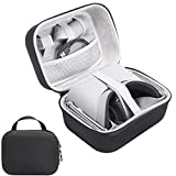 Oculus Go Case, XBERSTAR Hard EVA Travel Carrying Bag Storage Case Handheld Suitcase Protective Box Accessories for Oculus Go VR Headset