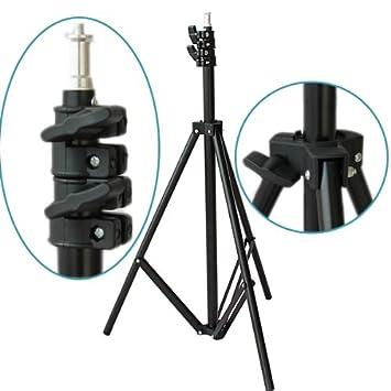 WISD Continuous 2x80W Lamp Bulb 5500K Photography Photo Umbrella light Stand Studio Lighting Kit Set