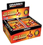 Grabber Performance Peel N Stick Body Warmer 1 Pack