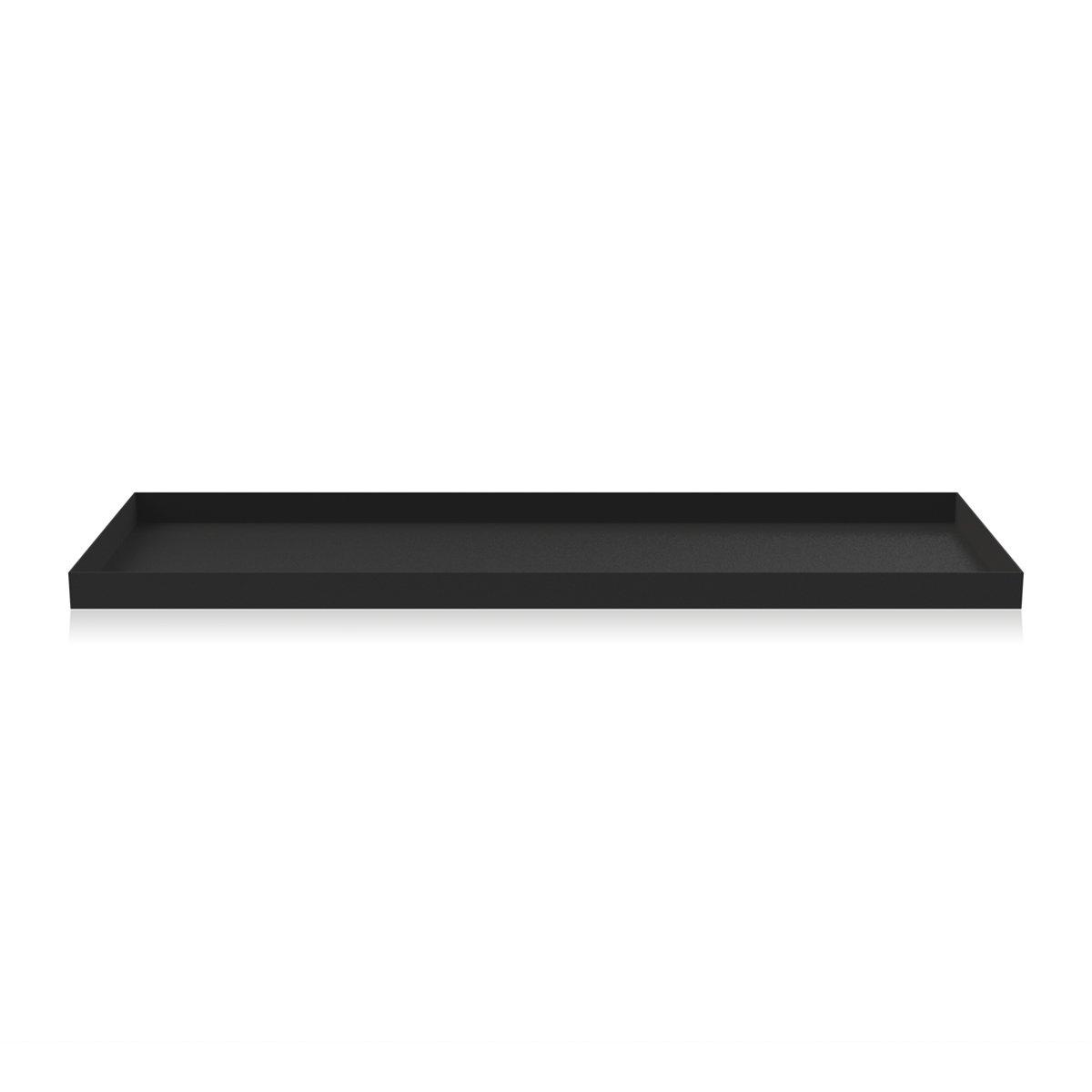 Cooee Design Tray 50x18x2cm schwarz