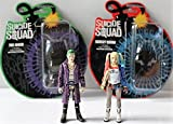 Funko Suicide Squad Harley Quinn & Joker Legion of Collectors Exclusive Action Figure