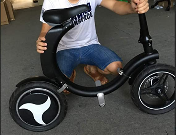Amazon.com: Electric Scooter Folding Electric Adult Mini ...