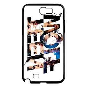 HXYHTY Diy Phone Case Teen Wolf Pattern Hard Case For Samsung Galaxy Note 2 N7100