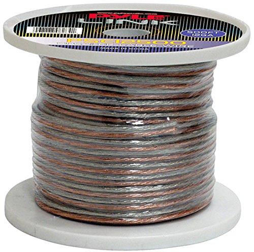 Pyle PSC12500 12-Gauge 500-Feet Spool of Speaker Zip Wire