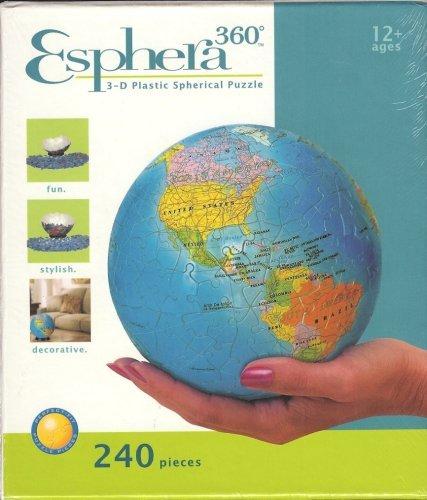 (Esphera 360 3-D Plastic Spherical Puzzle)