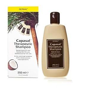 Amazon.com: Capasal therapeutic shampoo. by Capasal: Beauty