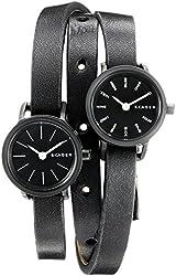 Skagen Women's SKW2364 Hagen Analog Display Analog Quartz Black Watch