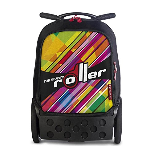 Nikidom XL Kaleido Troller, Multicolor, Talla Única multicolor