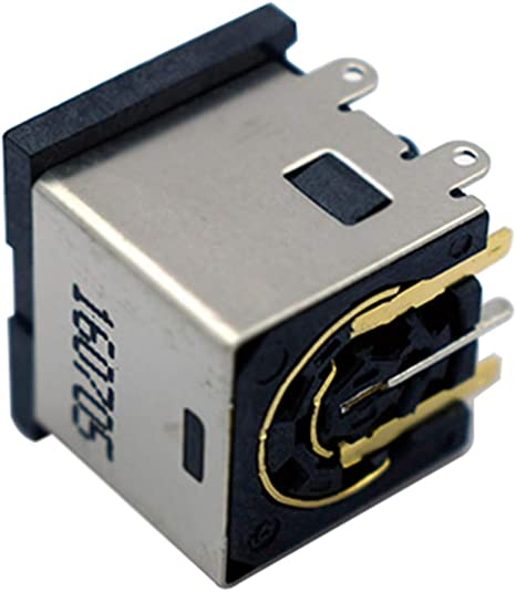 AC DC Power Jack Connector for MSI GT72 GT72S 2QD 2QE 2PC 6QD 6QE 6QF port CD-US
