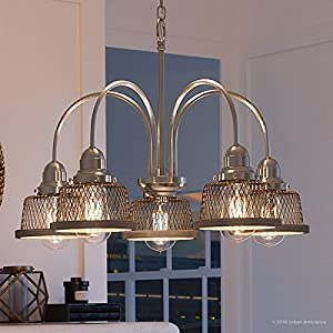 512-feei9-L._SS300_ 100+ Beautiful Nautical Themed Chandeliers