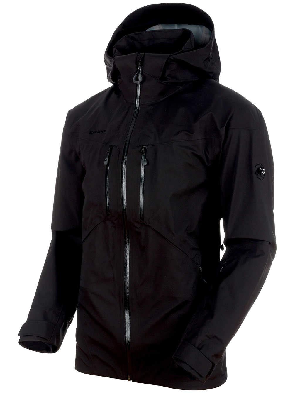 Mammut Stoney HS Jacket 黒 XL