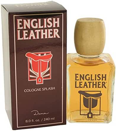 English Leather By Dana For Men. Cologne Splash 8 Ounces