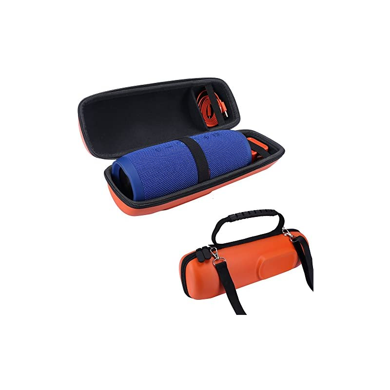 PU Carry Travel Protective Speaker Cover