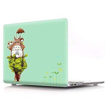 Amazon.com: HRH - Carcasa rígida para Apple MacBook Air de ...