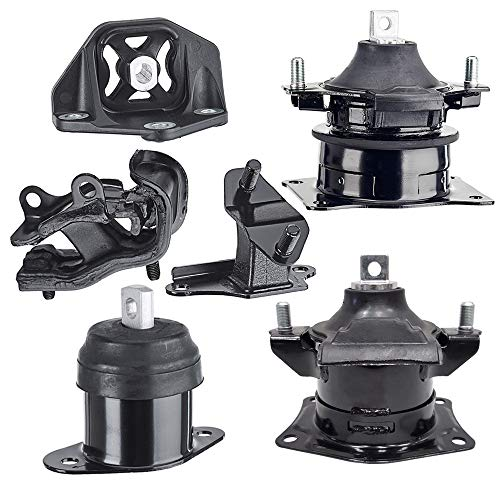 Engine Motor Mount Fits 2003 2004 2005 2006 2007 Honda Accord 3.0L A4527HY A4526HY A4525 A4544 A4517 - 2003 Motor