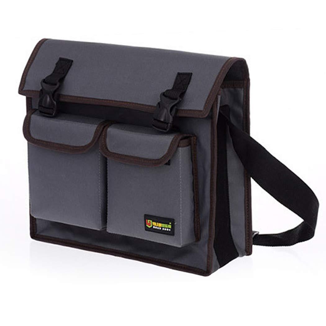 Fansport Maintenance Tools Bag Large Capacity Multifunctional Tools Shoulder Bag
