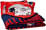 Officially Licensed NFL Full Size Bed in a Bag Set