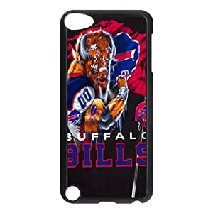 Buffalo Bills ipod 5 Case Customized Hard Plastic Cover Case fits iPod Touch 5th ipod5-linda703