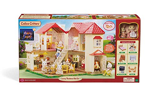 Buy dollhouse for calico critters