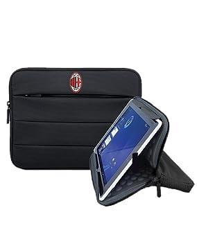 Funda Carcasa Tablet hasta 10.1 AC Milan Accesorios Equipos ...