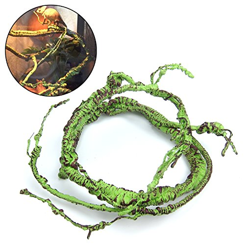 Underwater Branches (Alfie Pet by Petoga Couture - Curry Bend-A-Branch for Turtles, Frogs, Newts and Salamanders)
